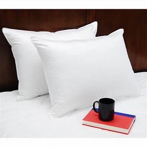 Splendorest slumber fresh king size bed pillows set of 2 for Dreamfinity king size pillow