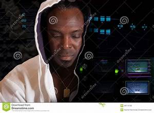 African American Rap Hip Hop Artist Royalty Free Stock