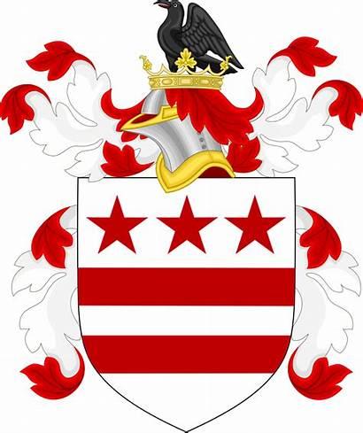 Arms Coat Washington George Svg Wikipedia Heraldry