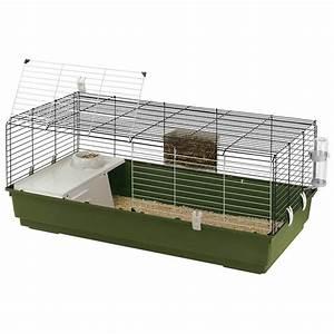 Cage A Cochon D Inde : cage ferplast rabbit 120 pour lapin et cochon d 39 inde ~ Dallasstarsshop.com Idées de Décoration