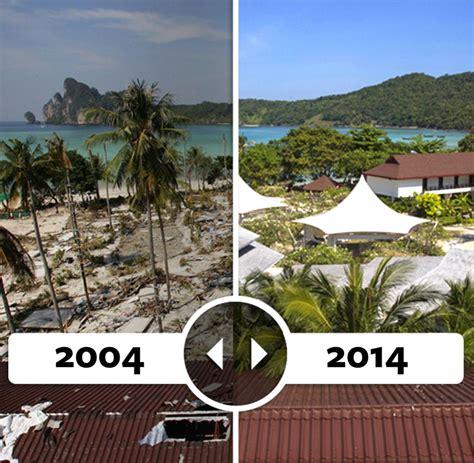 Indonesien und Sri Lanka zehn Jahre nach dem Tsunami - WELT