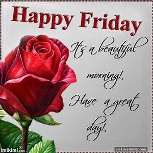 Happy Friday Posts For Facebook Pictures to Pin on ...