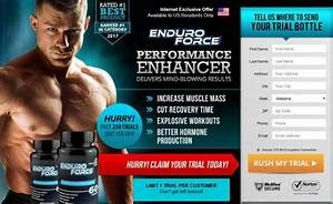 Enduro Force Provides Incredible Results From Your Gym Workouts And Improves Hormone Balance  As