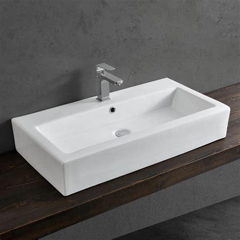 Badezimmer Unterschrank Zu Verschenken by Neuhaus Waschbecken Aufsatzwaschbecken 80x44cm Keramik