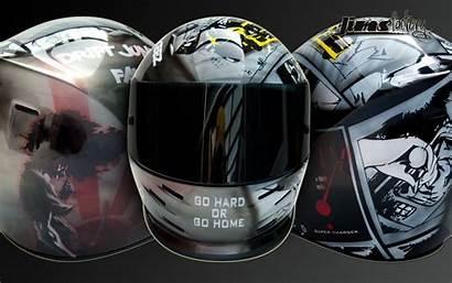 Helmet Wallpapers Helmets Custom Factory Jims Painted