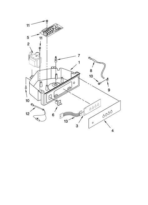jenn air jimxbcx freestanding ice maker parts sears partsdirect