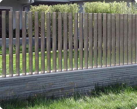 modern design fence protecting a home from break ins townhome phone color gas house remodeling decorating