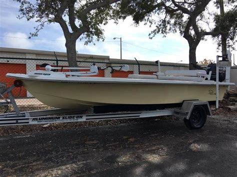 Pelican Flats Boats For Sale by Used Flats Boats For Sale 9 Boats