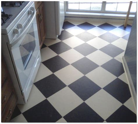 types of floor coverings for kitchens linoleum vs vinyl modernize