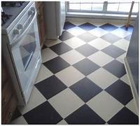linoleum floor tiles Linoleum vs. Vinyl - Modernize