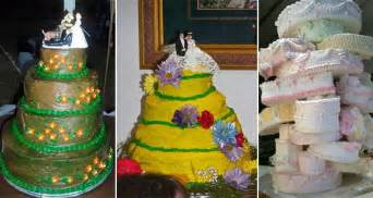 a and we re cake topper 14 hilarious wedding cake fails you will