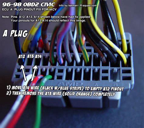 wire   wire iacv conversion    civic