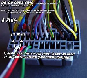 Information    Tech Area    3 Wire To 2 Wire Iacv