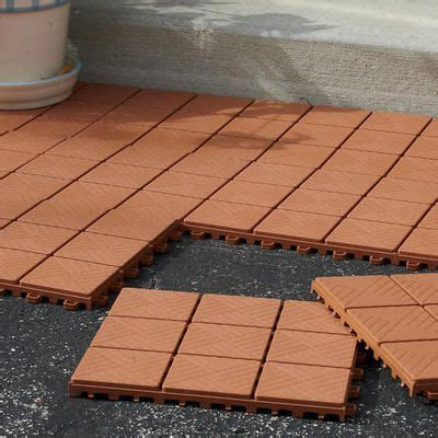 Cheap Landscape Pavers by 12 Pc Patio Pavers Set Outdoor Decor Patio Flooring