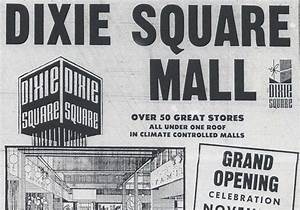 1966 My Favorite Year: Dixie Square Mall