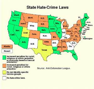 hate crimes legislation | Its my Right to be Left of the ...