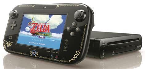 Limited Edition Zelda Wind Waker Hd Nintendo Wii U 32gb