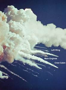 Remains of Challenger Astronauts - Pics about space