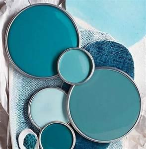 bleu canard avec quelle couleur pour un interieur deco With bleu canard avec quelle couleur