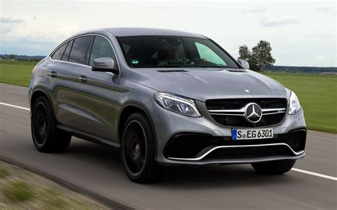 mercedes amg gle   coupe wallpapers  hd
