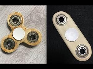Holz Fidget Spinner : bau dir deinen eigenen fidget spinner aus holz tutorial diy youtube ~ Frokenaadalensverden.com Haus und Dekorationen
