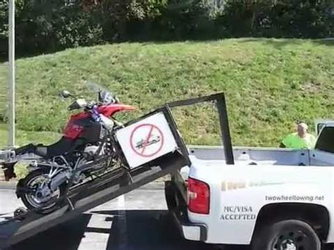 Bmw Dealers In Md by How To Tow A Motorcycle 1 888 Bmw Bob S Bmw Motorcycle