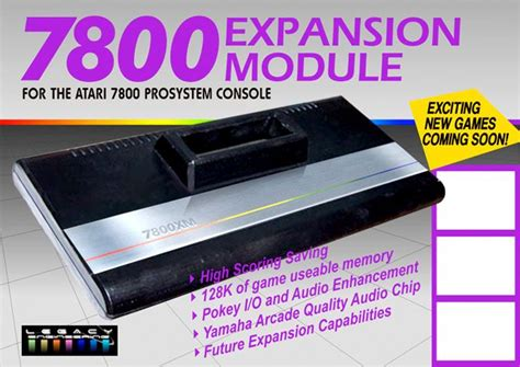 78 Images About Atari 7800 Prosystem Video Game Console