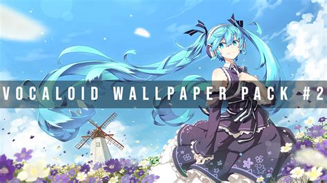 vocaloid wallpaper pack  ryuublogger  games