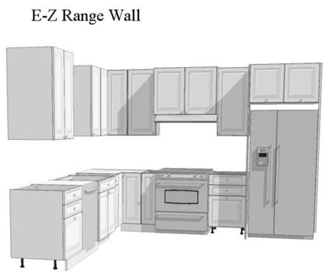 should you line your kitchen cabinets upper wall symmetry or not for kitchen cabinets