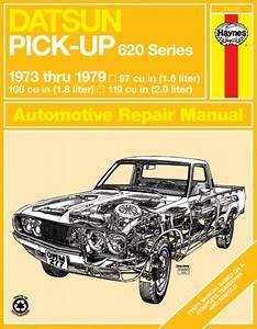 Haynes Repair Manual Datsun 620 Pickup Manual No 277