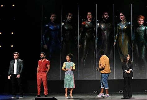 'The Eternals' Kumail Nanjiani Talks About the Pressures ...