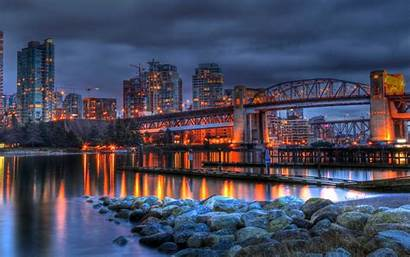 Vancouver Canada Amazing Wallpapers Backgrounds Skyline 1080p