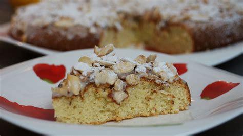 recettes maxi cuisine dessert recette du gateau aux amandes et citron d 39 italie