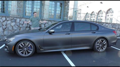 The 0,000 Bmw M760i Is The Most Expensive Bmw Ever