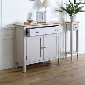 Grey, Sideboard, Storage, Cupboard, -, Devon, Range