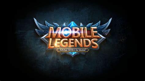 mobile legend logo update mobile legends besar besaran part 1 perubahan map