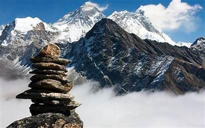 Himalayas Wallpapers Everest Nepal Mountain Chomolungma Resolution