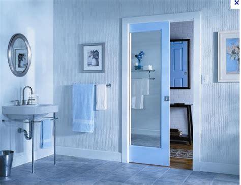 Mirrored Pocket Door For Bathroom?