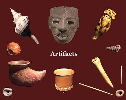 Archaeological Artifacts Artifact Examples Types Materials Assorted
