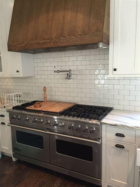 kitchen tile backsplash images nanda 3x6 soft white kitchen backsplash purchased from 6239