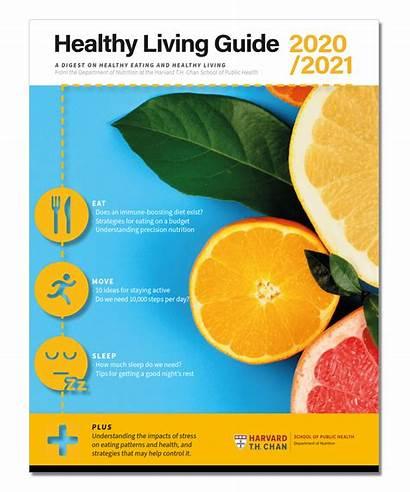 2021 Harvard Healthy Guide Living Health Nutrition