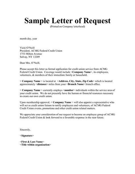 write  letter  company request  scrumps