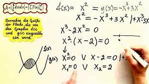 Rz Berechnen : fl cheninhalt ber integral berechnen aufgabe 4 youtube ~ Themetempest.com Abrechnung