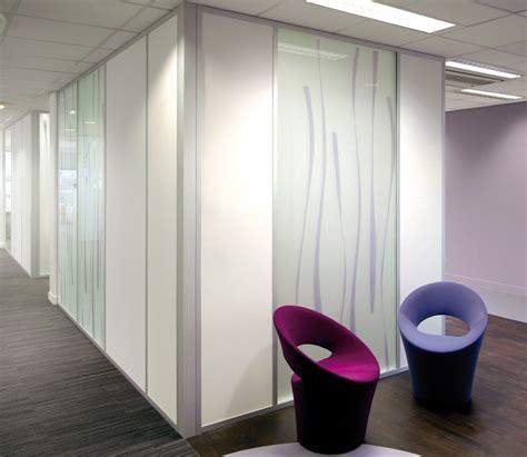 cloisonnement bureau cloison vitrée pour bureau et cloison verrière type