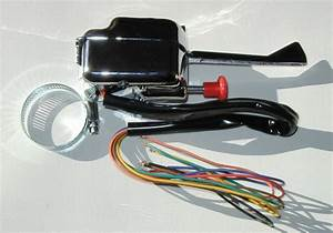 Universal Turn Signal Switch Top Quality American Lafrance