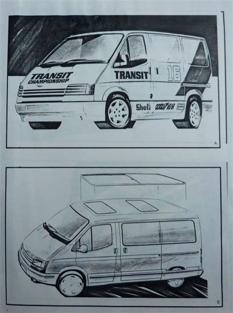 commercials  ford transit aronline