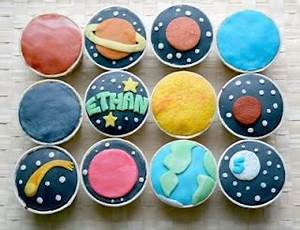 75 best images about Astronaut/Space Cakes on Pinterest ...