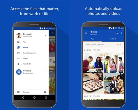 onedrive for android onedrive for android updated with the ability to annotate