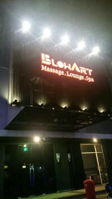 Blow Art Spa And Lounge Alam Sutera Tangerang Selatan