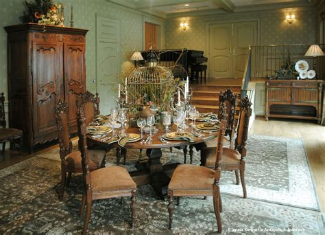 Antiques In Style  Tablescapes Revisited  Antiques In Style